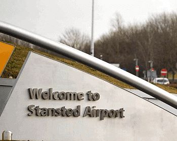 Guildford To Stansted Taxi
